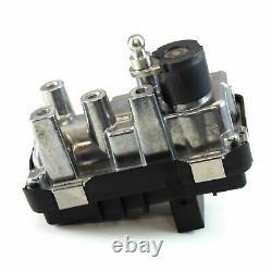 Actionneur électronique de turbocompresseur pour Nissan Pathfinder Navara