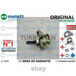 Actuator Wastegate Turbo GT1646V 751851-1 Volkswagen Golf 5 1.9 TDI 90 Melett