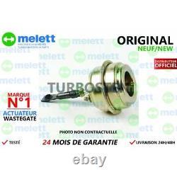 Actuator Wastegate Turbo GT2260V 768625-2 Iveco Daily 4 3.0 HPT 177 Melett