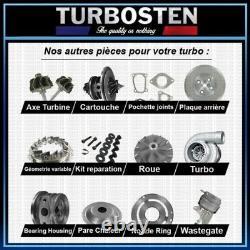 Actuator Wastegate Turbo Garret 2.4 D 163 ch Volvo NED5 GT2052V 723167-1 8653146
