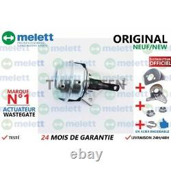 Actuator Wastegate Turbo Garret 2.4 D 163 ch Volvo NED5 GT2052V 723167-4 8689592