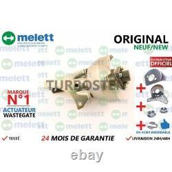 Actuator Wastegate Turbo Garrett GT1749V 753847-2 Volvo C70 2 2.0 D 136 Melett