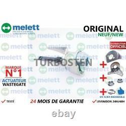 Actuator Wastegate Turbo VW PASSAT 1.9 TDI 90 CV 454158 ORIGINAL Melett GARRETT