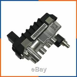 Turbo Actuator Wastegate pour AUDI A4, 3 2.7 TDI V6 163, 059145721B, 059145721G