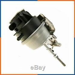 Turbo Actuator Wastegate pour AUDI A6 2.0 TDI 170 cv 03L145702D, 03L145701D