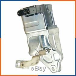 Turbo Actuator Wastegate pour BMW 120, 320, 520, 2.0 D 8506894, 7808477, 7810200