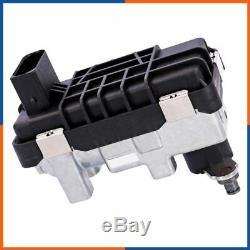 Turbo Actuator Wastegate pour BMW 3.0 D 197cv 742730-10, 742730-5019S