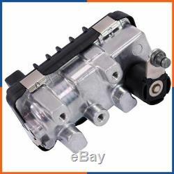 Turbo Actuator Wastegate pour BMW 530 E61 3.0 D 218cv 742730-0007, 742730-0013
