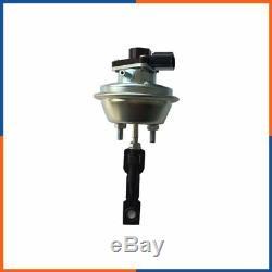 Turbo Actuator Wastegate pour Ford Kuga I 2.0 TDCi 136cv 753556-3, 756047-5002