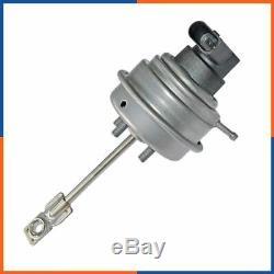 Turbo Actuator Wastegate pour VOLKSWAGEN PASSAT B6 1.6 TD cv 775517-10