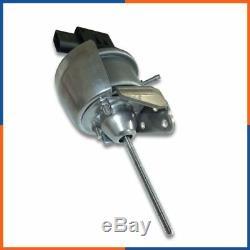 Turbo Actuator Wastegate pour VW EOS 2.0 TDI 140cv 5303-988-0169, 5303-988-0205