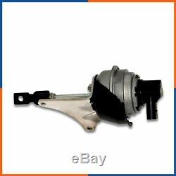 Turbo Actuator Wastegate pour VW JETTA 3 2.0 TDI 170cv 757042-9015S