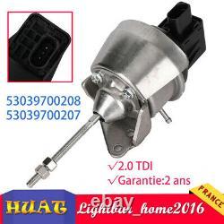 Turbo Actuator Wastegate pour VW Tiguan Golf 2.0 TDI 53039700208, 5303-970-0207