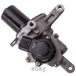 Turbo Actuator wastegate pour Toyota Land Cruiser D-4D 1KD-FTV Engine HILUX