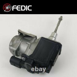 Turbo actuator 06L145702D for Audi A4 A5 A6 A7 A8 S4 S5 S6 Q5 2.0 TFSI CNCD CYNB