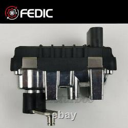 Turbo actuator 703672 G-209 712120 6NW008412 for BMW 740D E38 180 Kw 245 CV M64D
