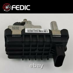 Turbo actuator 703673 G-210 712120 6NW008412 for BMW 740D E38 180 Kw 245 CV M67D