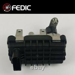Turbo actuator 722010 G-213 712120 6NW008412 for BMW 740D E65 190 Kw 258 CV M67D