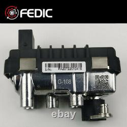 Turbo actuator 727463 G-108 712120 6NW008412 for Mercedes 270 CDI 130 Kw 177 CV