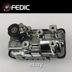Turbo actuator 733701 G-206 712120 6NW008412 for BMW 318D E46 85Kw 115 CV M47D20