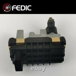 Turbo actuator 742693 G-185 712120 6NW008412 for Mercedes 220 CDI 110 Kw 150 CV