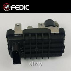 Turbo actuator 750080 G-285 712120 6NW008412 for BMW 525D E60 E61 130 Kw 177 CV