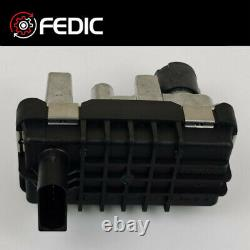 Turbo actuator 750718 G-256 712120 6NW008412 for Audi A8 4.0 TDI 202 Kw 275 CV