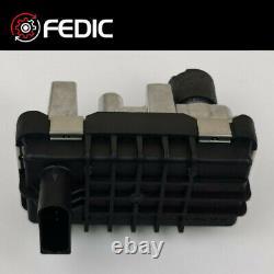 Turbo actuator 750952 G-208 712120 6NW008412 for BMW 120D E87 120Kw 163 CV M46TU