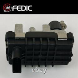 Turbo actuator 755299 G-22 730314 6NW009228 for VW V10 TDI Links 230 Kw 313 CV