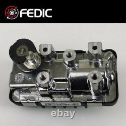 Turbo actuator 758352 G-024 730314 6NW009228 for BMW 325D E90 E91 145 Kw 197 CV