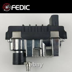 Turbo actuator 762965 G-290 712120 6NW008412 for BMW 520D E60N 110 Kw 150 CV