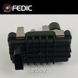 Turbo actuator 765314 G-33 761963 6NW009483 for Audi A4 A6 2.7 TDI (C6) 132 Kw