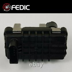 Turbo actuator 766398 G-67 G-067 730314 6NW009228 for Mercedes 420 CDI W164