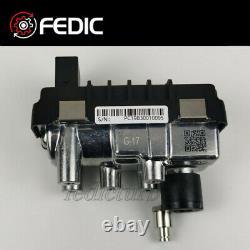 Turbo actuator 786267 G-17 G17 G-017 767649 6NW009550 pour Audi 4.2 TDI 340 HP