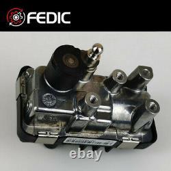 Turbo actuator BV45 53039880210 for Nissan 2.5 DI (D40) 140 Kw 190 CV YD25DDTi
