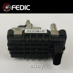 Turbo actuator G-002 712120 6NW008412 for Mercedes E400 G400 M400 S400 CDI OM628