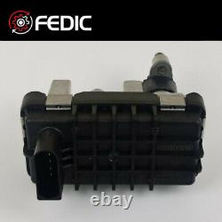 Turbo actuator G-049 730314 6NW009228 for Audi A8 4.2 TDI (D3) 240 Kw 326 HP