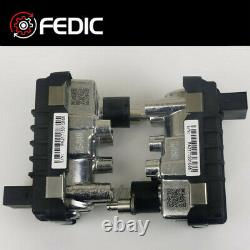 Turbo actuator G-049 G-050 730314 6NW006228 for Audi 4.2 TDI (D3) 240Kw 326HP