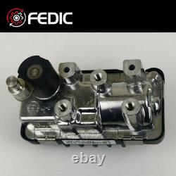 Turbo actuator G-050 730314 6NW009228 for Audi A8 4.2 TDI D3 240 Kw 326 HP BMC