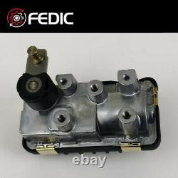 Turbo actuator G-107 712120 6NW008412 for Mercedes 220 CDI W203 110 Kw 150 CV