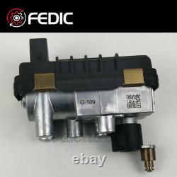 Turbo actuator G-109 712120 6NW008412 for Mercedes 320 CDI W211 OM648 204 CV