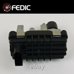 Turbo actuator G-11 G-011 767649 6NW009550 pour Audi A6 VW Phaeton 3.0 240 CV