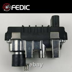 Turbo actuator G-117 712120 6NW009420 for Mercedes E G M S 400 CDI OM628