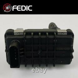 Turbo actuator G-123 730314 6NW009228 for VW Phaeton 5.0 TDI 230 HP 313 HP 2003