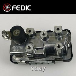 Turbo actuator G-125 712120 6NW008412 for BMW 525D E60 E61 130 Kw 177 CV M57D25