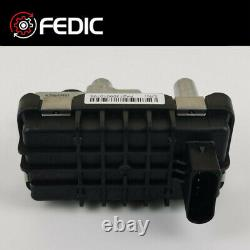 Turbo actuator G-152 712120 6NW008412 for Citroën C6 2.7 HDi FAP 150 Kw 204 HP