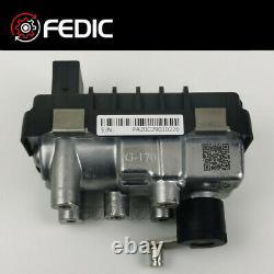 Turbo actuator G-170 712120 6NW008412 for Citroen C6 Peugeot 407 607 2.7 HDi FAP