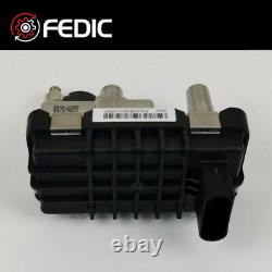 Turbo actuator G-187 712120 6NW008412 for Mercedes CDI AMG W203 170 Kw 231 CV
