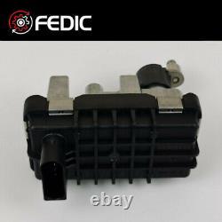 Turbo actuator G-187 712120 6NW008412 for Mercedes E 320 CDI W211 OM648 204 CV