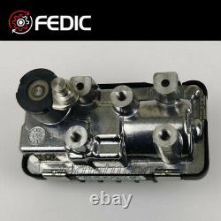 Turbo actuator G-20 G-020 767649 6NW009550 pour Audi A6 3.0TDI C6 176 Kw 240 HP